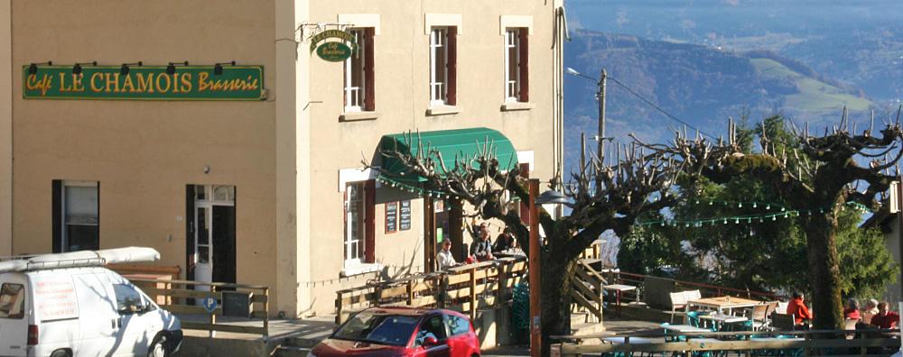 restaurant Le Baribal