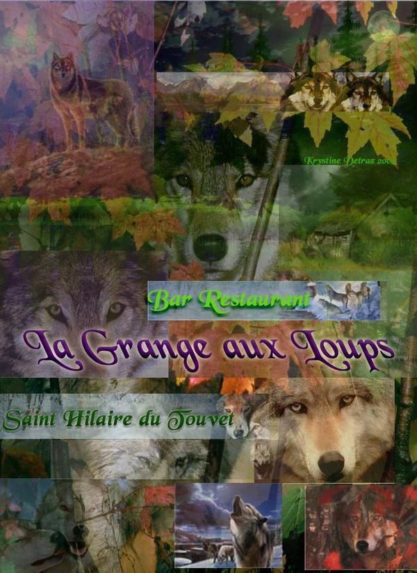 La grange aux loups saint hilaire du touvet - La grange aux loups vercors ...